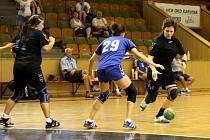 Házenkářky Sokola vyhrály i druhé utkání nové sezony.