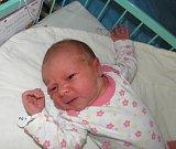 Terezka Šandorová se narodila 2. května paní Barboře Lalíkové z Karviné. Po narození Terezka vážila 3620 g a měřila 50 cm.