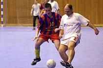 Futsalisté Karviné rozjeli boje v první a třetí lize.