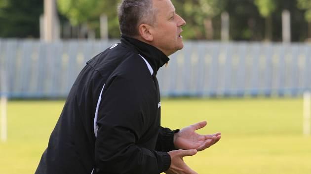 Miroslav Čopjak má na dětmarovické lavičce místním hráčům rozhodně co nabídnout.
