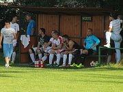 V minulé sezoně se povedlo fotbalistům Doubravy vyhrát okresní přebor. I díky tomu budou teď v televizi.