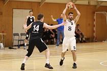 Basketbalisté Karviné přivítají v neděli vedoucí tým druholigové tabulky Valašské Meziříčí.