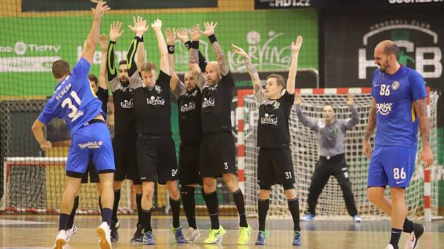 Házenkáři Karviné jsou po dvaceti letech ve čtvrtfinále evropského poháru.