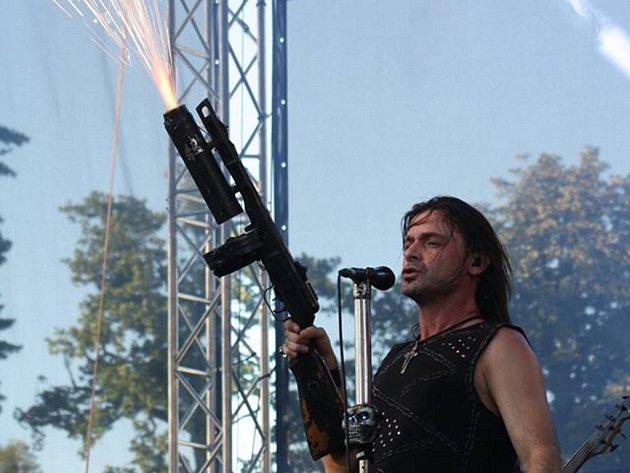 Karvinské Lodičky patřily rocku! Na festivalu Dolański Gróm vystoupily české a polské kapely, mezi kterými nechyběly Citron ani polská metalová legenda TSA.
