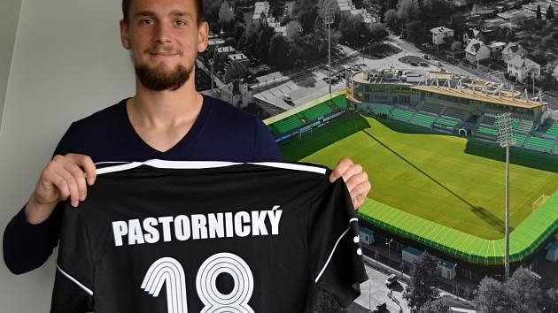 Martin Pastornický prodloužil v Karviné smlouvu.