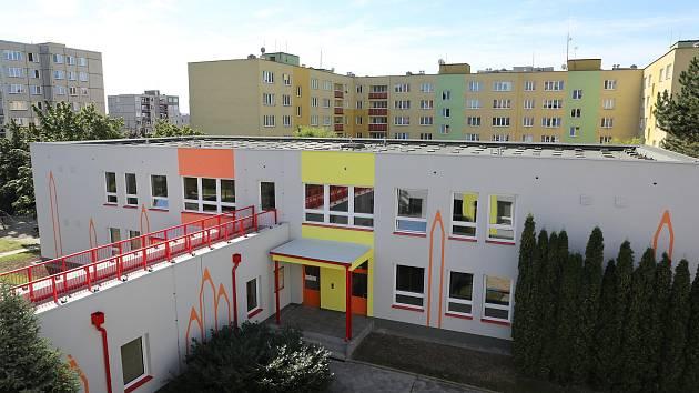 MŠ Moravská v Havířově-Šumbarku je po rekonstrukci.