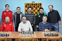 Českotěšínský šachový tým zvítězil ve Vsetíně.