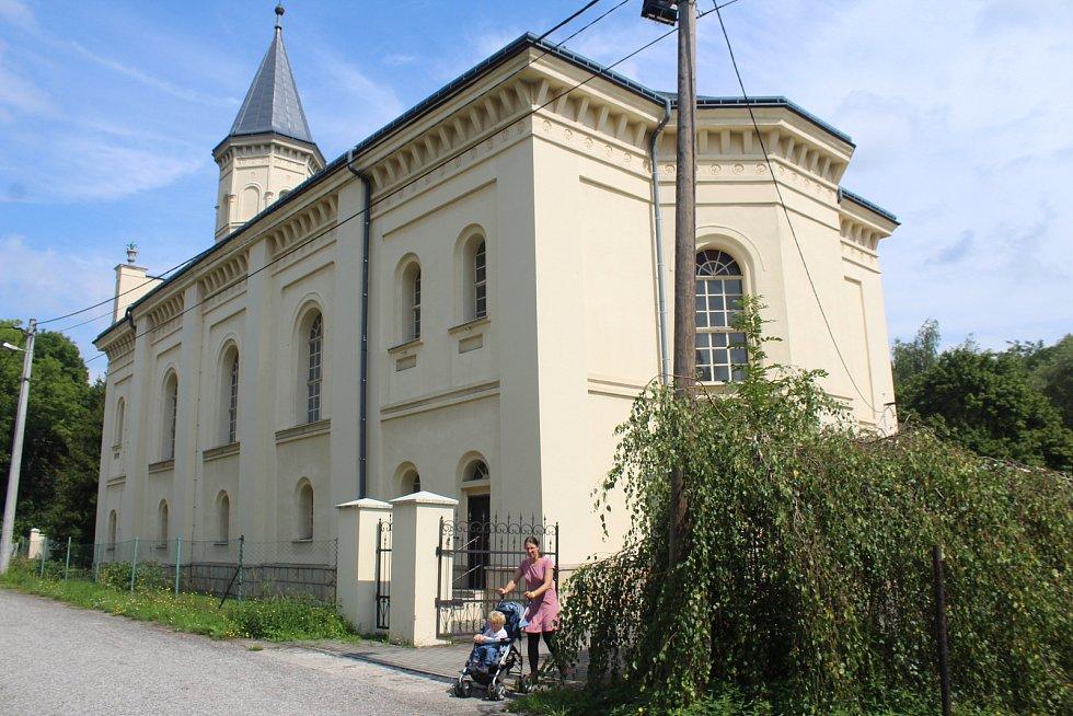 Zapojí se také evangelický kostel v Orlové.