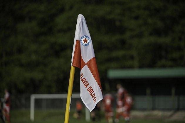 Přípravné fotbalové utkání Orlová - Bílovec (včerném) 0:4.
