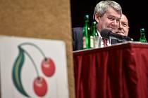 Setkání občanů s předsedou KSČM Vojtěchem Filipem a poslanců a zastupitelů KSČM v Domě kultury města Ostravy 12. března 2018.