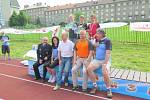 Krajské kolo Odznaku všestrannosti olympijských vítězů v Havířově.