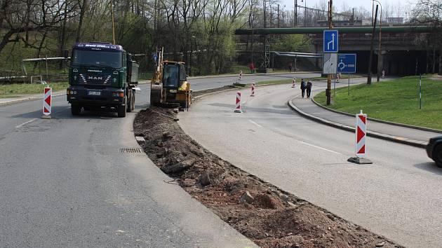 V Havířově začala dlouhodobá rekonstrukce železničního podjezdu.