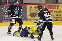 Havířovští hokejisté dostali na kolena dalšího soupeře.