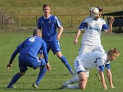 Petrovice nedaly gól a prohrály.