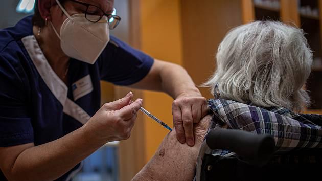 V Bohumíně se připravují na vakcinaci seniorů.