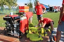 Sbor dobrovolných hasičů z Petrovic-Závady v sobotu oslavil výročí 110. fungování slavností a noční soutěž