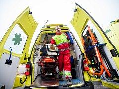 Záchranná služba. Ilustrační snímek.