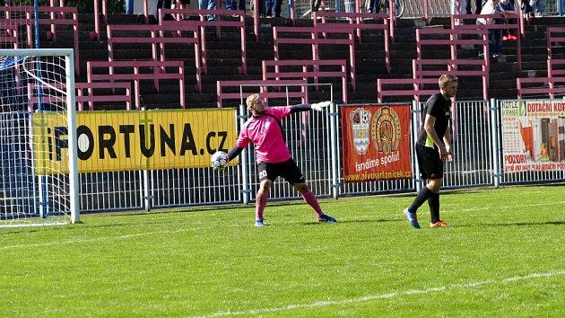 Fotbal: Havířov - Dol. Benešov