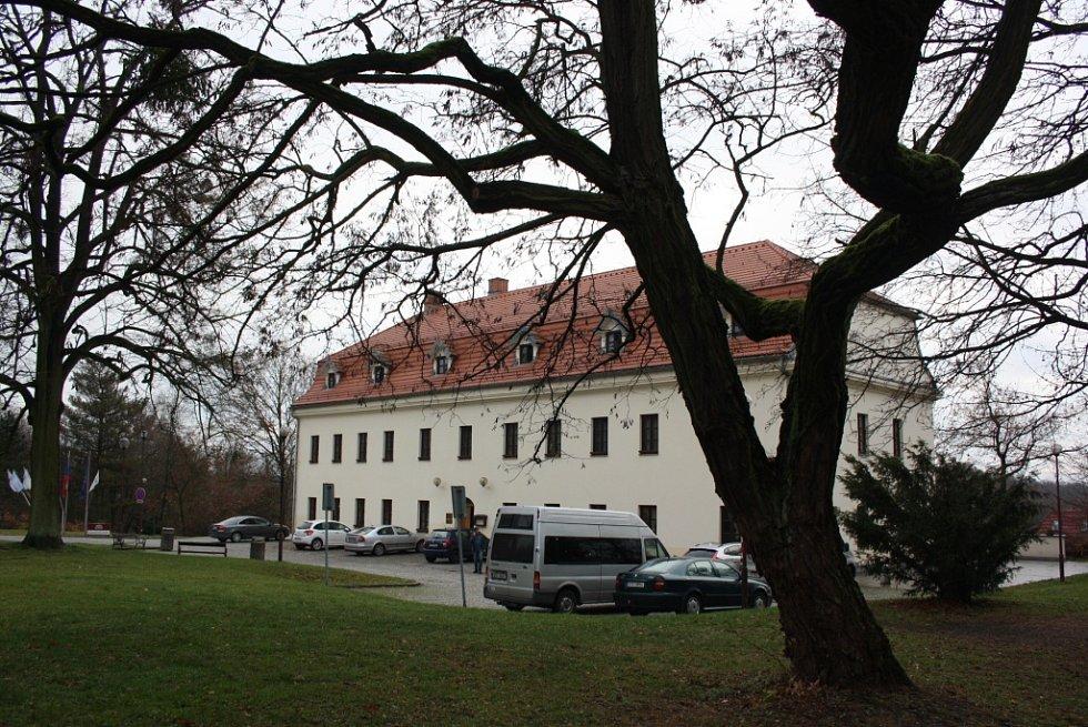 Hotel Zámek v Havířově.