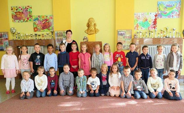 Základní škola Gorkého Havířov, třída 1.A