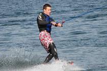 Vodní lyžování. Ilustrační foto
