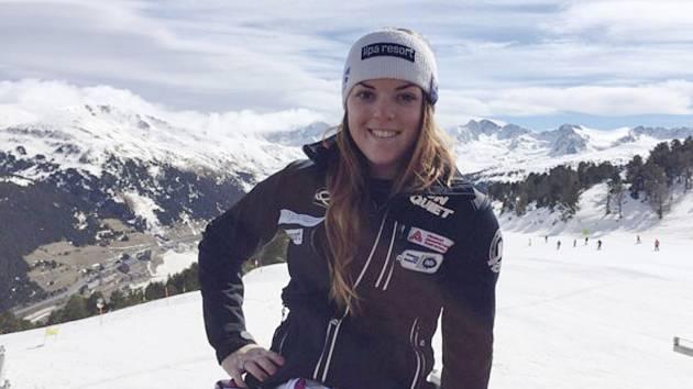 Kateřina Pauláthová si zajela v Andoře superkombinaci a má body ze světového poháru.