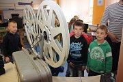 Havířovská knihovna oslavila 60 let své činnosti. Kinematograf.