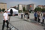 Olympijský park v Havířově.