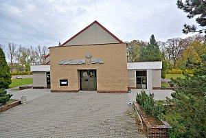 V Bohumíně budou příští rok modernizovat smuteční síň. Nová podoba na vizualizaci