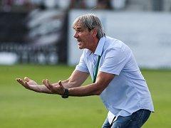 Lubomír Vlk zachránil Karvinou v lize. Trénovat mužstvo dál ale nehodlá.