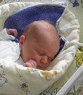 Jiří Zimny se narodil 2. března paní Zuzaně Zimné z Karviné. Po porodu chlapeček vížil 3720 g a měřil 52 cm.