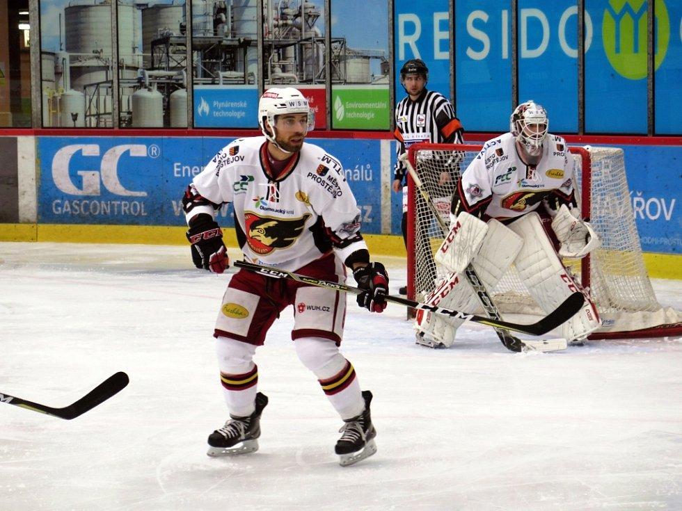 Havířov nakonec prohrál 2:5 a jeho vítězná série skončila.