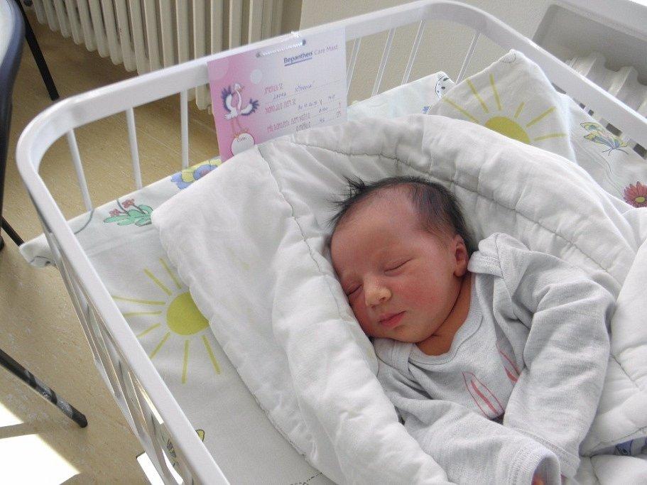 Laurinka se narodila 30. září mamince Stefanii Ištokové z Karviné. Porodní váha miminka byla 3160 g a míra 46 cm.