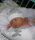 Alice Zbojníková se narodila 20. listopadu paní Marii Vrbové z Karviné. Po narození holčička vážila 3500 g a měřila 49 cm.