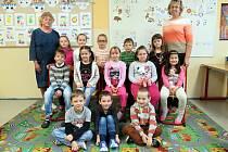 Základní škola Marie Pujmanové Havířov-Šumbark, třída 1.A.