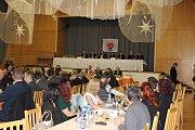 Krajská konference ČSSD Moravskoslezského kraje v Petřvaldě.
