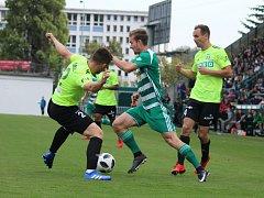 Fotbalisté Karviné jsou s losem domácího poháru spokojeni.