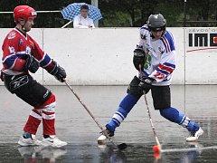 Poslední zápas podzimu mají za sebou hokejbalisté Karviné.