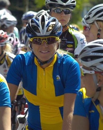 …nebo Švédka Jannie Stenerhag.