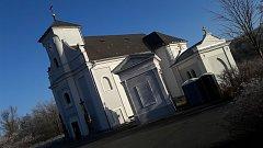 Kostel sv. Petra z Alkanatary v Karviné-Dolech zvaný též křivý kostel.