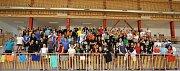 Volejbalový turnaj R22 Cup.