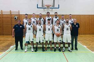 Basketbalový tým karvinského Sokola by letos v soutěži rád uspěl.