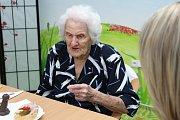 Milada Hillová oslavila 105 let.