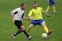 Stonavští fotbalisté v souboji předních týmů ztratili.