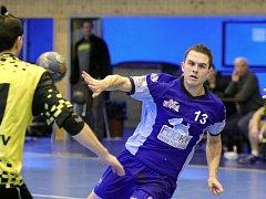 Jan Dudek je nejlepším střelcem MHK v letošní sezoně.