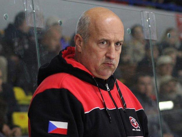 Jiří Režnar vedl v posledních čtyřech letech Znojmo.