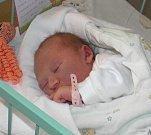 Sofinka se narodila 16. prosince paní Evě Hažlinské z Dolní Lutyně. Po porodu holčička vážila 3230 g a měřila 48 cm.