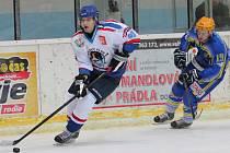 Orlovské hokejisty čeká poslední kolo krajské ligy. Zatím neví, zdali budou hrát kvalifikaci o druhou ligu.