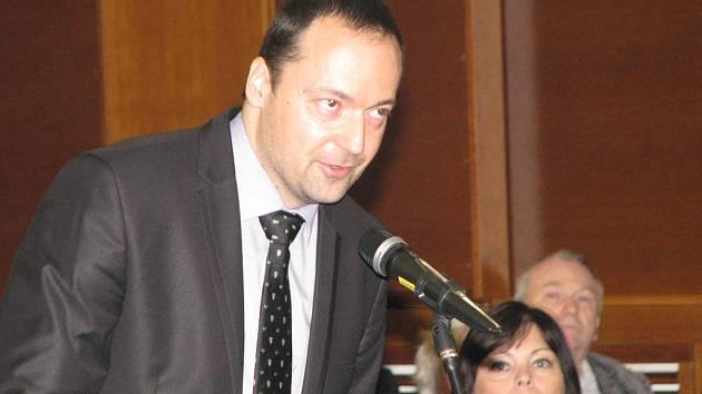 Primátor Havířova Daniel Pawlas.