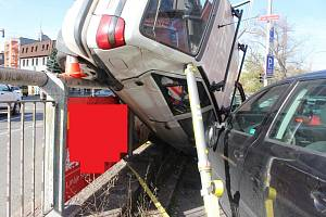 K dopravní nehodě došlo ve čtvrtek 22. října před 12. hodinou a silnici II. třídy číslo 468 v Třinci.